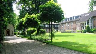 Motorrad Bildungshaus Mariengrund in Münster in Münsterland