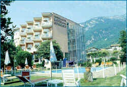Hotel Everest in Arco / Gardasee