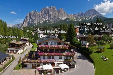 Biker Hotel Sport Hotel Cortina in Cortina d Ampezzo