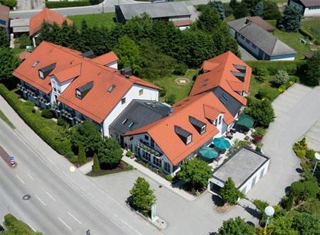 Biker Hotel ARCUS Hotel in Weißenfeld