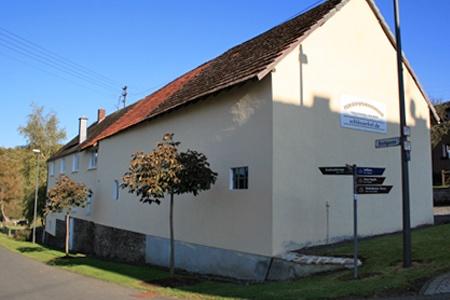Familien Hotel Ferienwohnungen Schl�ssershof in der Vulkaneifel in Borler
