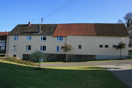 Familienhotel Ferienwohnungen Schl�ssershof in der Vulkaneifel in Borler