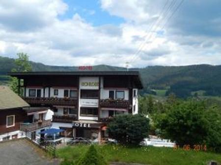 Biker Hotel Hotel Schloss Silberberg in Baiersbronn