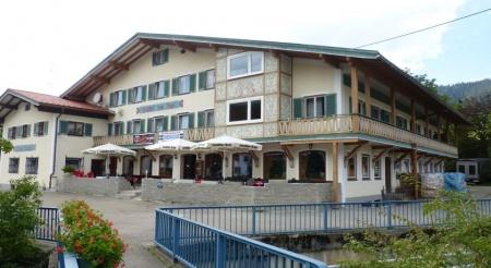 Biker Hotel Hotel Helds Engel in Weitnau-Wengen