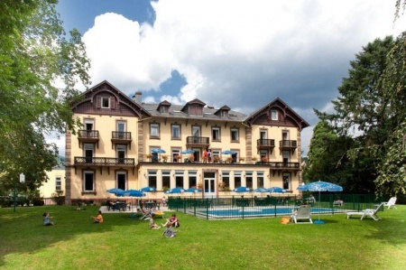 Familienhotel TERNELIA LE GRAND H�TEL in MUNSTER