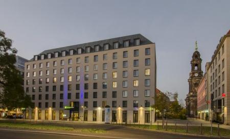 Biker Hotel Holiday Inn Express Dresden City Centre in Dresden