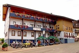 Biker Hotel Landgasthof Anker in Simmersfeld