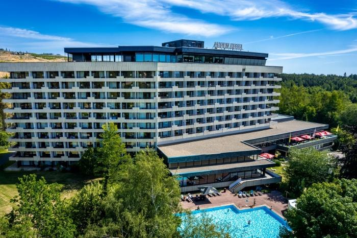 Biker Hotel Maritim Berghotel Braunlage in Braunlage
