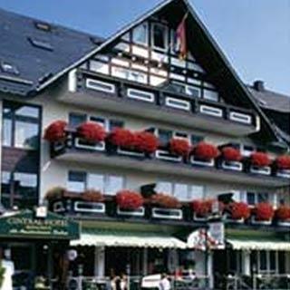 Biker Hotel Central Hotel - Restaurant in Winterberg
