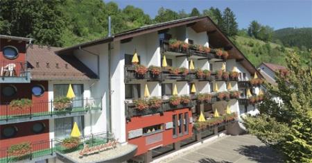 Biker Hotel Flair Hotel Sonnenhof in Baiersbronn Schönmünzach