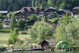 Biker Hotel Hotel Kolbitsch in Weissensee