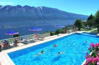 Biker Hotel Village Hotel Lucia in Arias di Tremosine (Brescia)