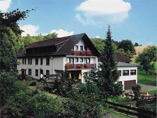 Biker Hotel Hotel- Restaurant Im Heisterholz in Hemmelzen