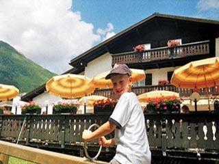 Biker Hotel Hotel Bünda Davos in Davos Dorf