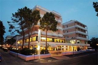 Biker Hotel Hotel Metropolitan in Cesenatico Valverde