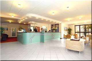Flughafen Hotel in Cesenatico Valverde