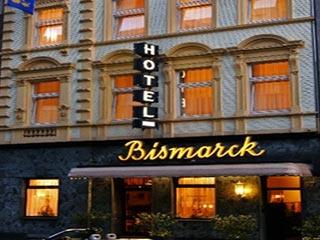 Biker Hotel Hotel Bismarck in Düsseldorf