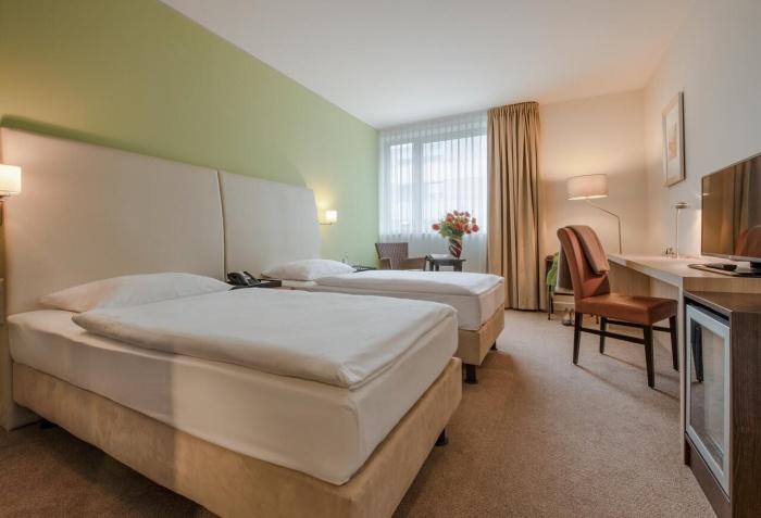 Flughafen Hotel Hotel Tulip Inn Düsseldorf Arena in Düsseldorf