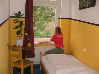 Flughafen Hotel Pegasus Hostel in Berlin