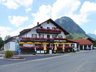 Biker Hotel Aggenstein Gasthof-Hotel in Pfronten - Steinach