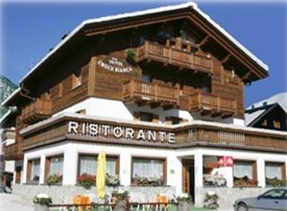 Biker Hotel Hotel Croce Bianca in Livigno