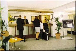 Flughafen Hotel in Erding
