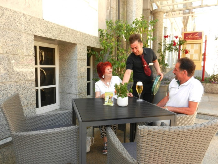 Biker Hotel Hotel Alexandra in Plauen