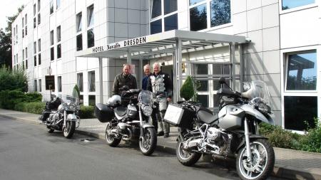Flughafen Hotel in Dresden-Neustadt