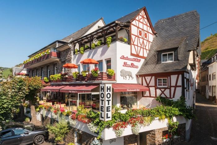 Biker Hotel Moselromantik-Hotel zum Löwen in Ediger-Eller