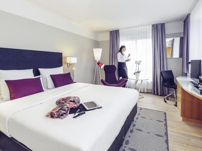 Flughafen Hotel Mercure Hotel Hannover Oldenburger Allee in Hannover