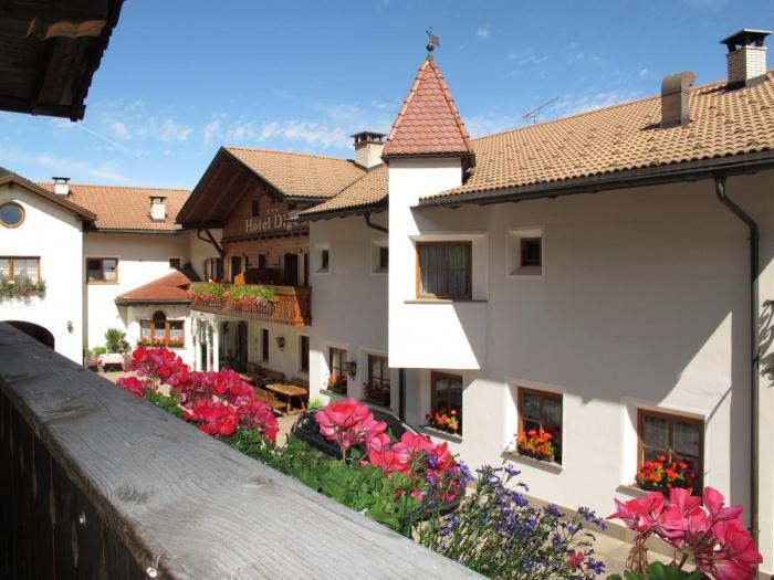 Flughafen Hotel in St. Ulrich - Grödental