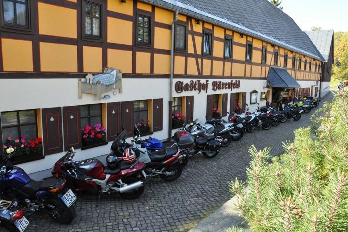 Übernachten in Altenberg / OT Kurort Bärenfels
