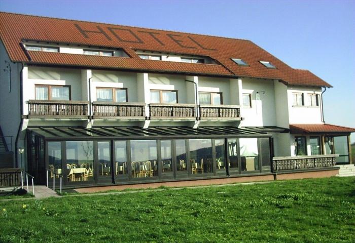Biker Hotel Hotel Waldschlösschen in Dankmarshausen