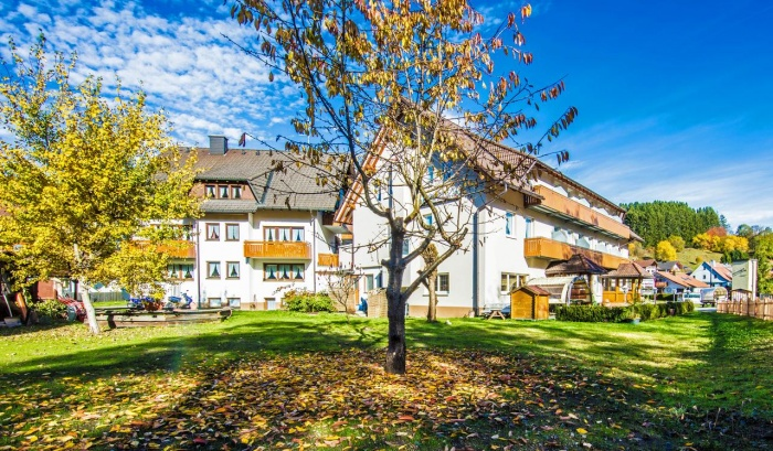 Biker Hotel Hotel- Restaurant Schwörer in Lenzkirch / Hochschwarzwald