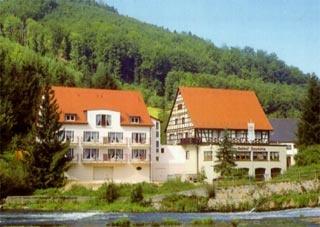 Biker Hotel Hotel Gasthof Neumühle in Beuron - Thiergarten