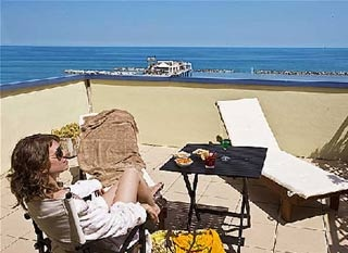 Airporthotel Hotel Cavalluccio Marino in Gabicce Mare