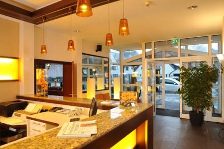 Flughafen Hotel in D�sseldorf