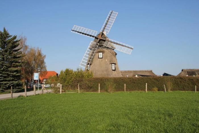Biker Hotel Hotel & Restaurant Mecklenburger Mühle in Wismar - Dorf  Mecklenburg