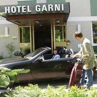 Biker Hotel Hotel Neusässer Hof in Neusäß