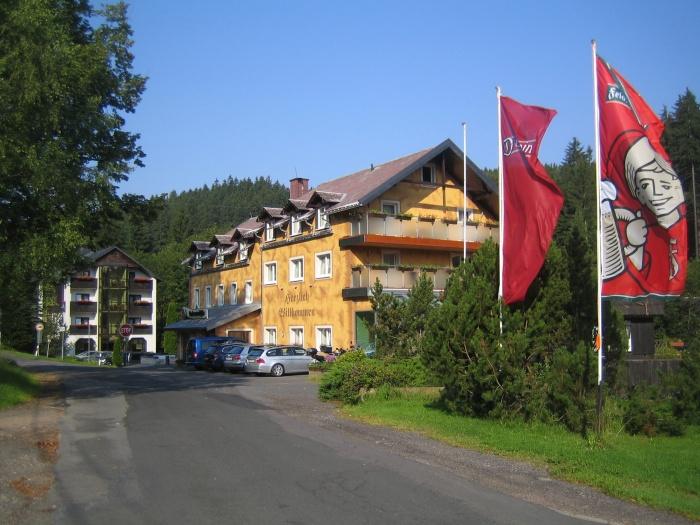 Biker Hotel Hotel Ladenmühle in Altenberg OT Hirschsprung