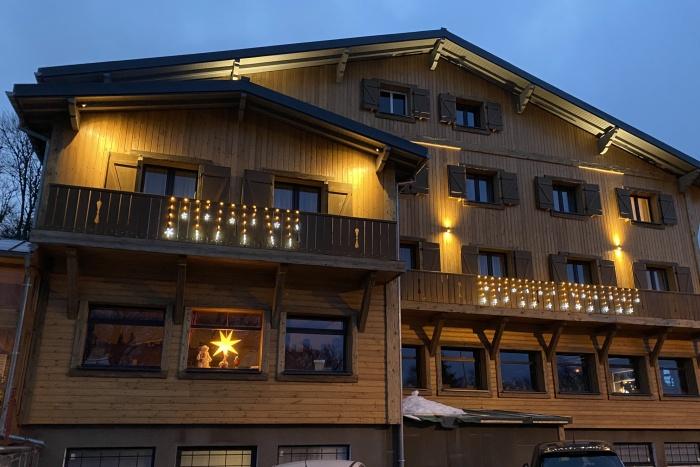 Übernachten in Markstein
