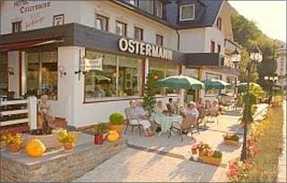 Familien Mosel-Hotel-Restaurant Ostermann in Treis-Karden / L�tzbach