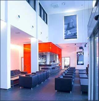 Airporthotel Novina Hotel Herzogenaurach Herzo-Base in Herzogenaurach