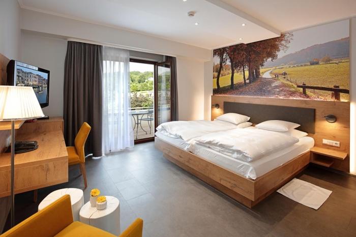 Flughafen Hotel Hotel Restaurant Dahm in Erpeldange / Ettelbruck
