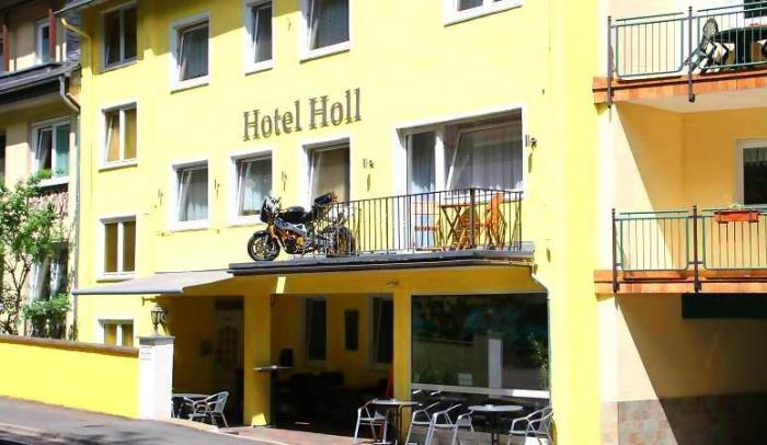 Biker Hotel Hotel Holl in Cochem
