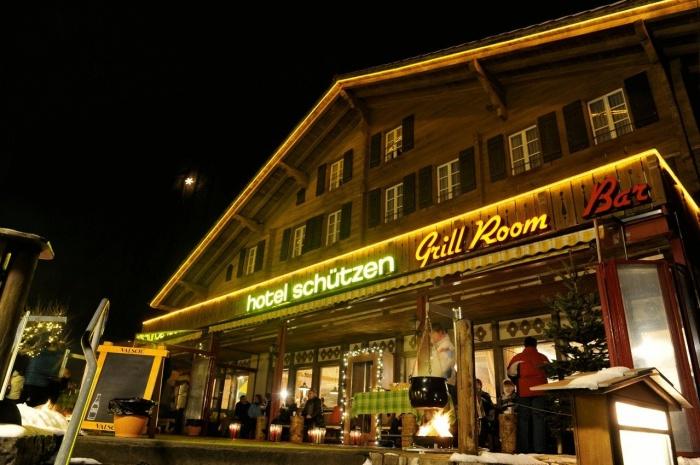 Flughafen Hotel in Lauterbrunnen