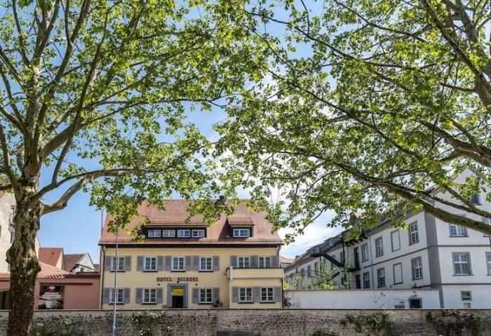 Urlaub mit der Familie Hotel Seerose Angebot in Lindau am Bodensee