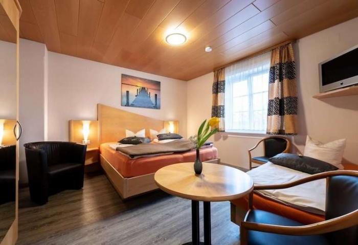 Airporthotel Hotel Seerose in Lindau am Bodensee