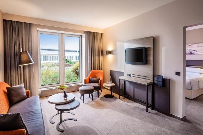 Flughafen Hotel SHERATON D�SSELDORF AIRPORT HOTEL in D�sseldorf