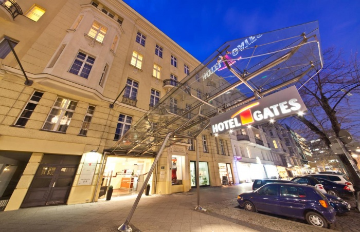 Flughafen Hotel in Berlin